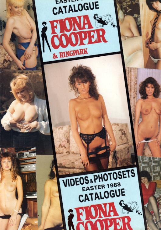 Fiona Cooper Catalogue - Easter 1988