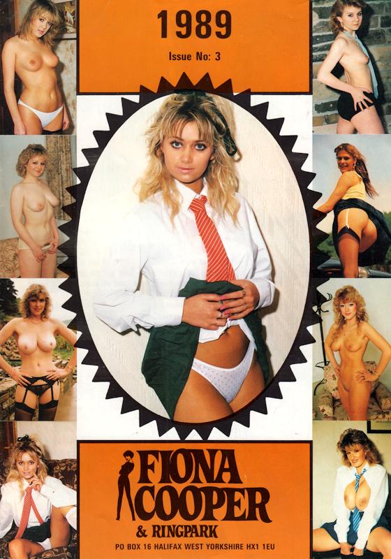 Fiona Cooper Catalogue - No.3 - Summer 1989