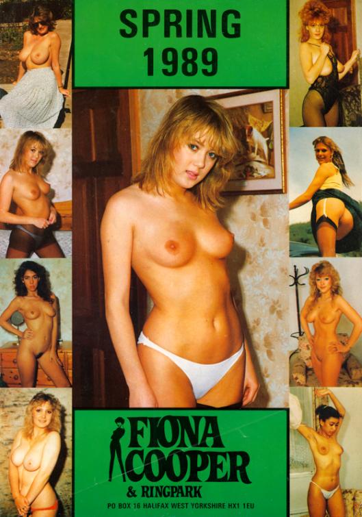 Fiona Cooper Catalogue - No.2? - Spring 1989