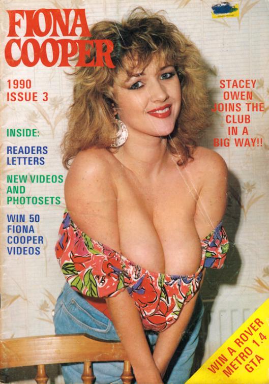 Fiona Cooper Catalogue - No.3 - June 1990