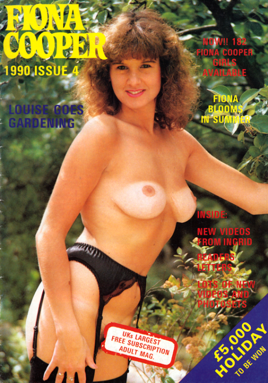 Fiona Cooper Catalogue - No.4 - July 1990